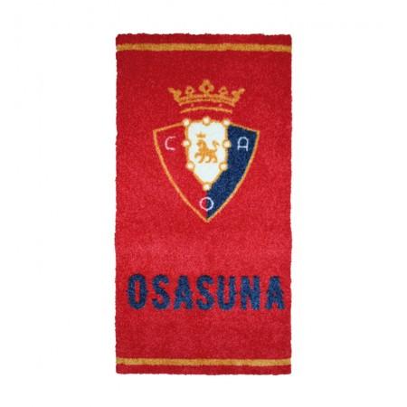 Alfombra escudo oficial atletico osasuna