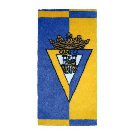 Alfombra Escudo oficial Cádiz  CF