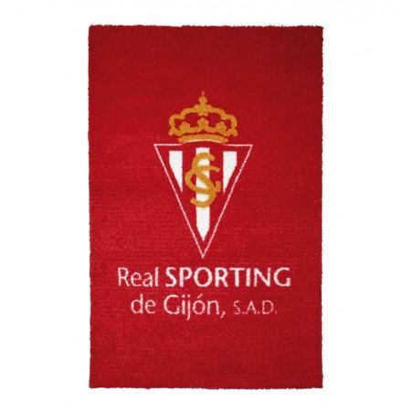 Alfombra Oficial Escudo Sporting Gijón
