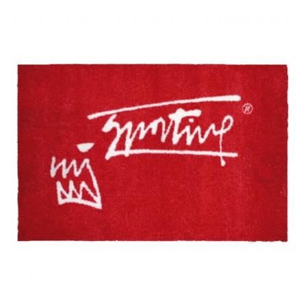 alfombra logo sporting gijon