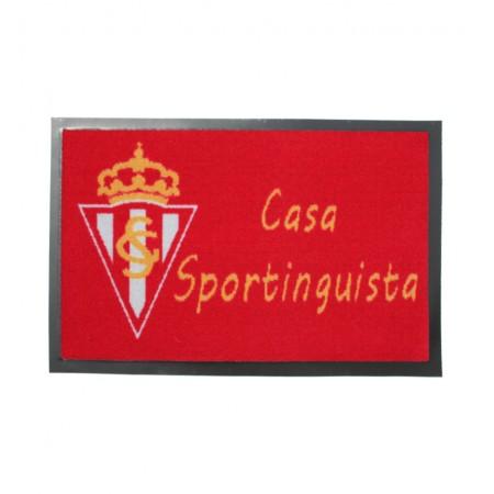 Felpudo del Sporting de Gijón