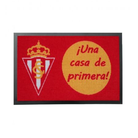 Felpudo Oficial Sporting Gijón Una Casa de primera