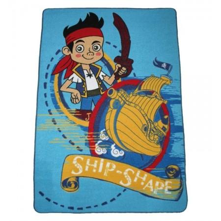 Alfombra Jake el pirata con barco