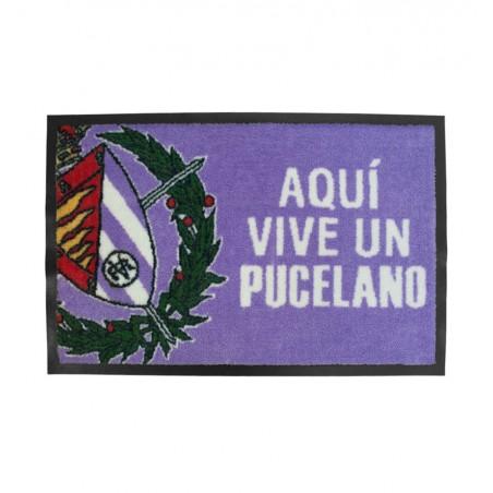 Felpudo Oficial Real Valladolid Club de Fútbol