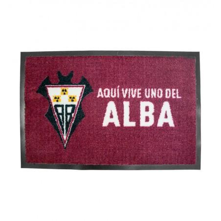 Felpudo Oficial Albacete Balompié