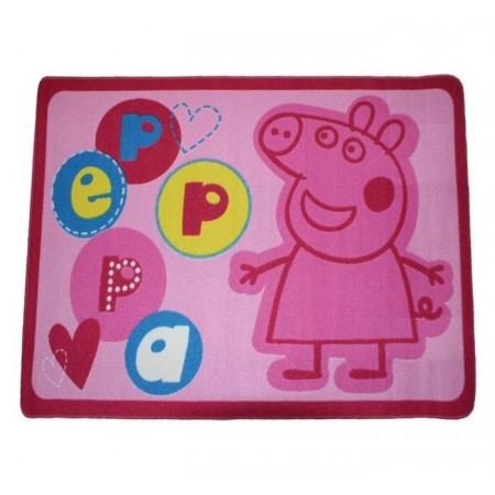Alfombra infantil Peppa Pig