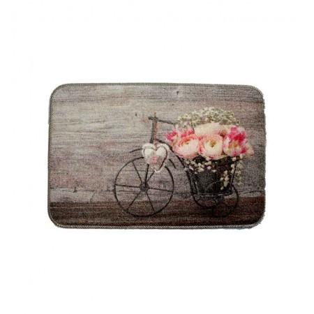 Alfombrilla Kentucky con diseño de bicicleta
